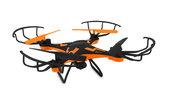 DRON OVERMAX X-Bee DRONE 3.1 PLUS WiFi KAMERA HIT - pomarańczowy