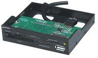 MANHATTAN CZYTNIK KART PAMIĘCI 60/1 USB 2.0 WEWNĘTRZNY 3,5 100915