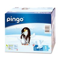 Pieluszki Pingo Ultra Soft 5 JUNIOR 72szt. (box 2x36)