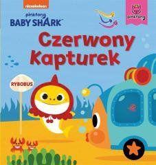 Baby Shark. Czerwony Kapturek Smart Study, Oliwia Rums-Ziemiec