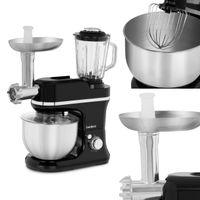 Robot kuchenny 3w1 1200W 5l miska 6 prędkości miksowania BCPM-1200-EXP