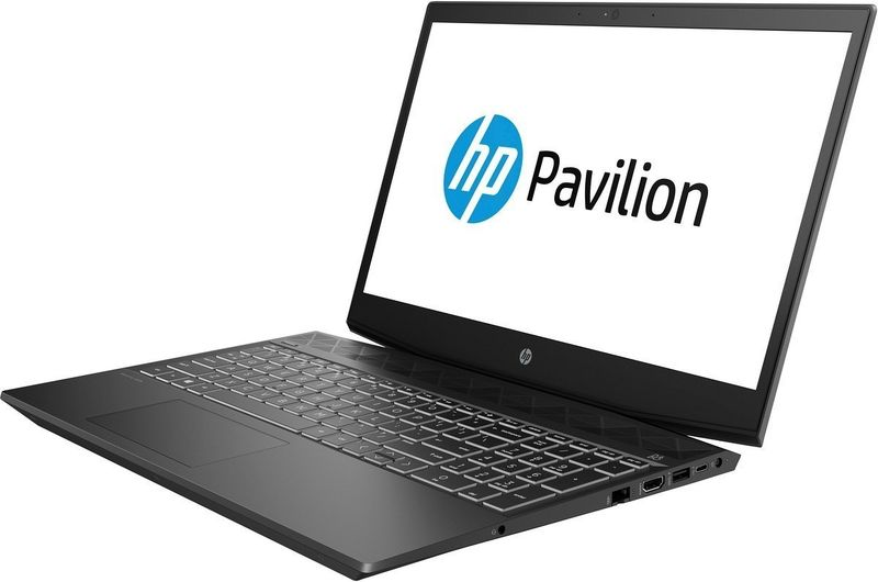 HP Pavilion Gaming 15 FullHD IPS Intel Core i7-8550U 8GB 128GB SSD NVMe 1TB HDD NVIDIA GeForce GTX 1050 2GB Windows 10 zdjęcie 8