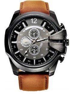 zegarek Vnight&Day Sportowy braz