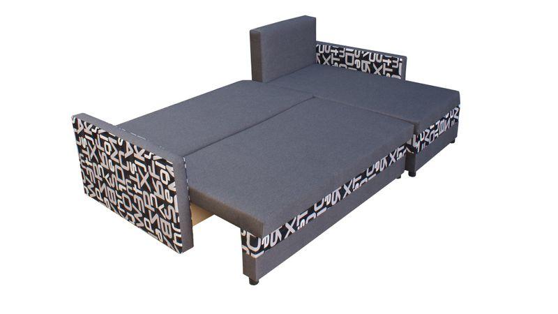 Narożnik Panama funkcja spania SZYBKA DOSTAWA łóżko ROGÓWKA sofa zdjęcie 5