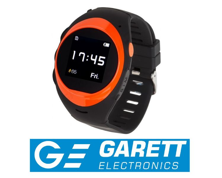 SmartWatch Zegarek Garett GPS2 SIM SOS WiFi IP54 zdjęcie 1