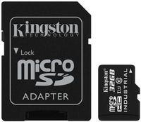 Karta Pamięci Kingston Microsdhc 32 Gb Adapter Sd