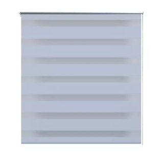 Roleta Zebra (50 X 100 Cm) Biała