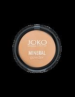 JOKO MINERAL Mineralny puder wypiekany DARK BEIGE 03 MAT - DARK BEIGE