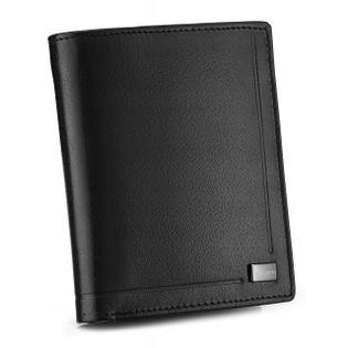 Portfel skórzany męski RFID BLOCK Zagatto premium