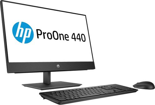 AiO HP ProOne 440 G5 24 FullHD IPS Intel Core i5-9500T 6-rdzeni 8GB DDR4 256GB SSD NVMe Windows 10 +klawiatura i mysz na Arena.pl