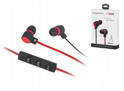 Sportowe Słuchawki Bluetooth Kruger Matz 70BT