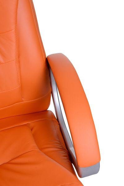 Fotel biurowy GIOSEDIO pomarańczowy,model BSU009 zdjęcie 3