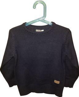 LOSAN 057346 Sweter chłopięcy rozmiar 3