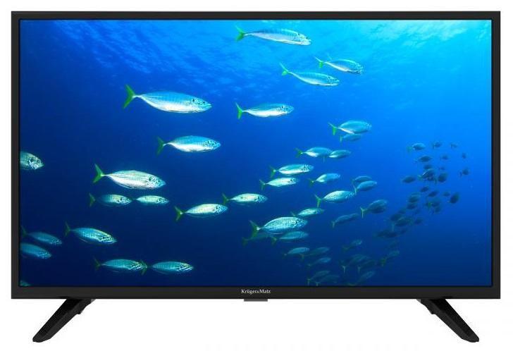 """Telewizor Kruger&Matz 32"""" KM0232T HD DVB-T2 H.265 zdjęcie 2"""