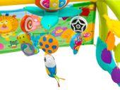 Kolorowy Interaktywny STOJAK 5w1 Dla Dzieci 0+ zdjęcie 10