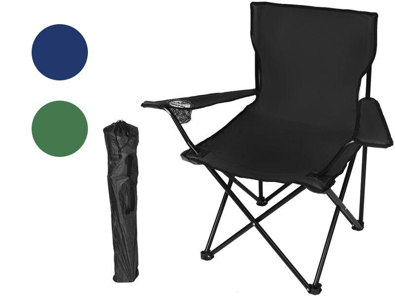 Krzesło wędkarskie zielone K5379 zdjęcie 3