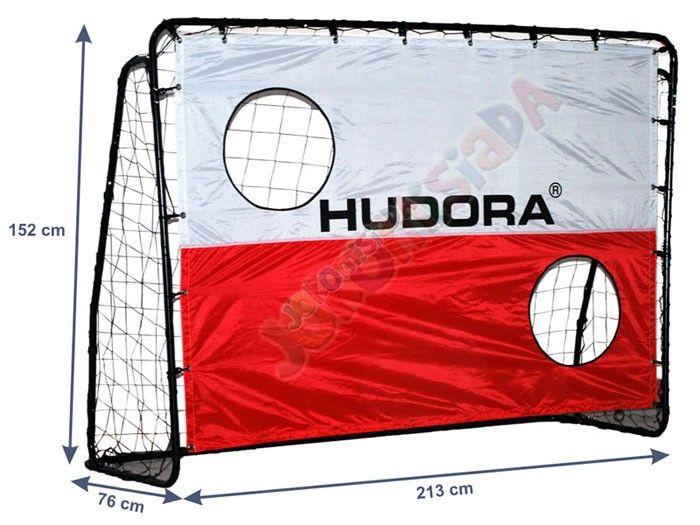 HUDORA Bramka PL + ścianka treningowa zdjęcie 3