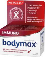 Bodymax Immuno Witaminy I Minerały Suplement Diety 60 Tabletek