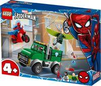 KLOCKI LEGO SUPER HEROES 76147 NAPAD SĘPA NA FURGONETKĘ