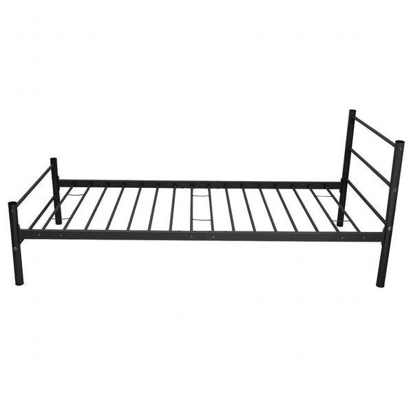 łóżko Rama łóżka Metalowa 90x200 Czarna
