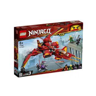 KLOCKI LEGO NINJAGO POJAZD BOJOWY KAIA 71704 NINJA