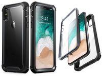SUPCASE ARES - ODPORNE ETUI OBUDOWA - IPHONE X/XS