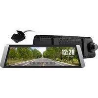 Rejestrator jazdy CEL-TEC M10s Dual GPS Premium Czarna/Srebrna