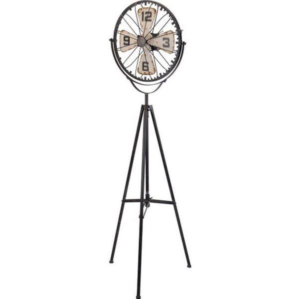 Zegar na trójnogu Wiatrak zdjęcie 1