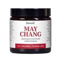 IOSSI regenerujące masło do ciała May Chang z olejem konopnym 120ml