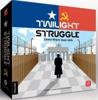 Gra Twilight Struggle: Zimna Wojna 1945-1989