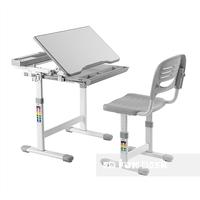 Biurko + Krzesełko dla dziecka zestaw Cantare Grey