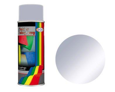 Wesco Lakier Akrylowy Chrom Efekt srebrny spray