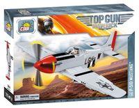 Cobi Klocki Maverick Top Gun P-51D Mustang 265El. 5806