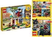 LEGO CREATOR 31081 SKATEPARK + 2 KATALOGI LEGO