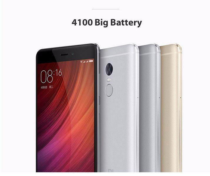 Xiaomi Redmi NOTE 4 PRO Snapdragon 3/32GB GD zdjęcie 3