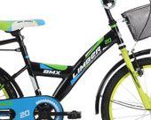 ROWER BMX 20 Limber ROWEREK DZIECIĘCY + PROWADNIK