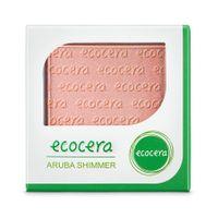 Ecocera Shimmer Powder Puder Rozświetlający Aruba 10G