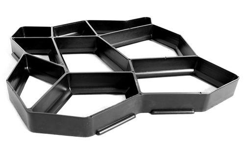 Kocie łby forma do kostki brukowej A - 50X50X4 cm na Arena.pl