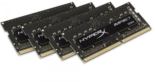 Pamięć Kingston Sodimm Ddr4 16Gb 2400Mhz 15Cl 1.2V Quad