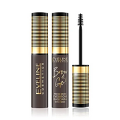 Eveline Tusz do brwi BROW&GO nr 02 Dark