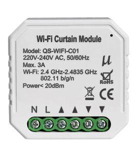 Inteligentny moduł sterownika rolet z WiFi