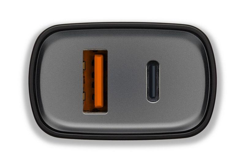 Ładowarka samochodowa Quick Charge™ USB-C CABSTONE zdjęcie 2