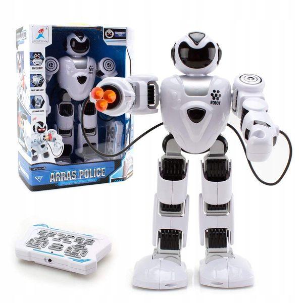 ROBOT ZDALNIE STEROWANY INTERAKTYWNY STRZELAJĄCY zdjęcie 1