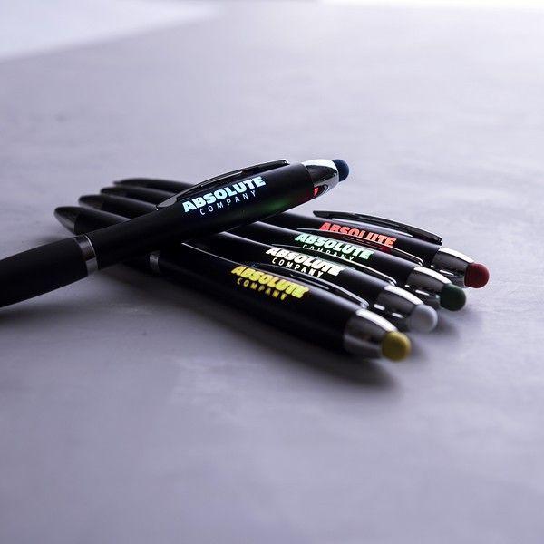 Długopis ze Wskaźnikiem LED 145973 Żółty zdjęcie 9
