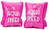 RĘKAWKI AQUA-SPEED PREMIUM Rozmiar - Akcesoria - Od 3 do 6 roku życia (waga od 18 do 30 kg), Kolor - Rękawki - Aqua-Speed Premium - 03 - różowy