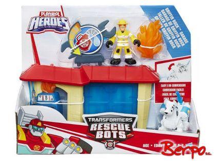HASBRO B4964 Transformers - Rescue Bots - Straż Pożarna