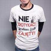 T-shirt Koszulka dzień CHŁOPAKA prezent 24h JAKOSĆ