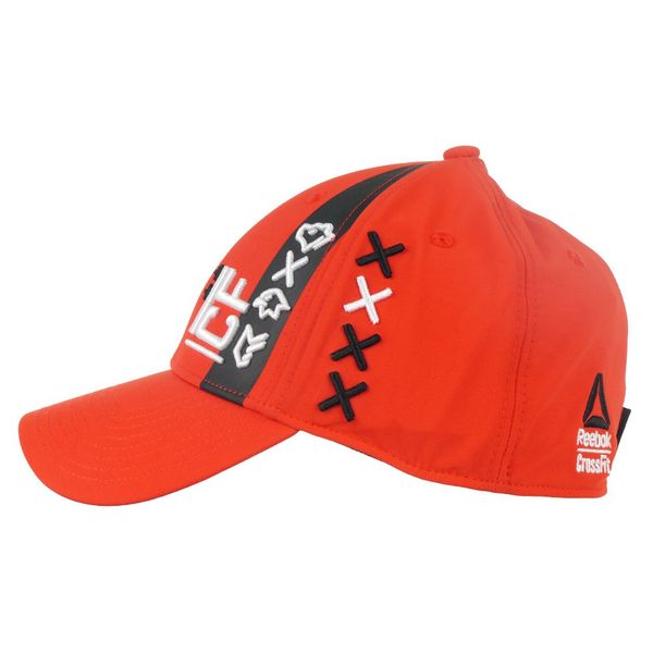 abe07a44afb59 Czapka z daszkiem Reebok CrossFit A-Flex Cap unisex sportowa bejsbolówka  OSFM zdjęcie 3