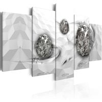 Obraz - Zanurzone srebro