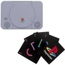 Karty do gry Playstation
